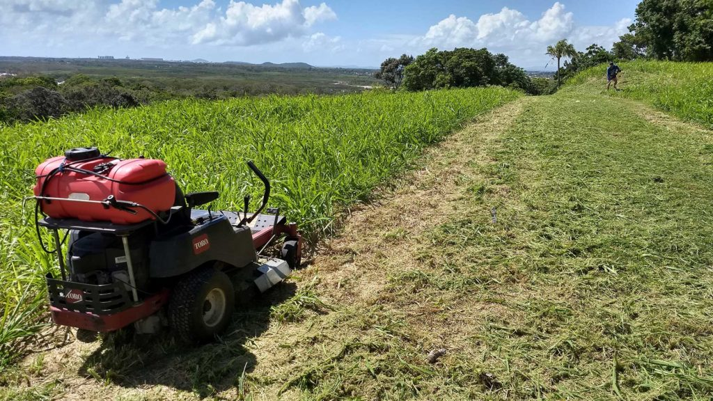 iMow & iGarden - Lawn Mowing in Mackay - Ride On Mowing in Mackay