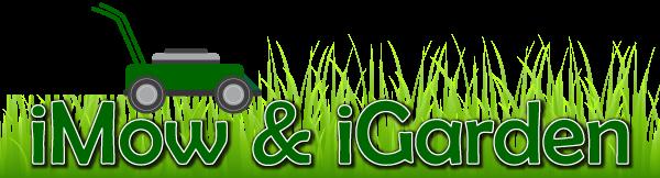 iMow iGarden Logo